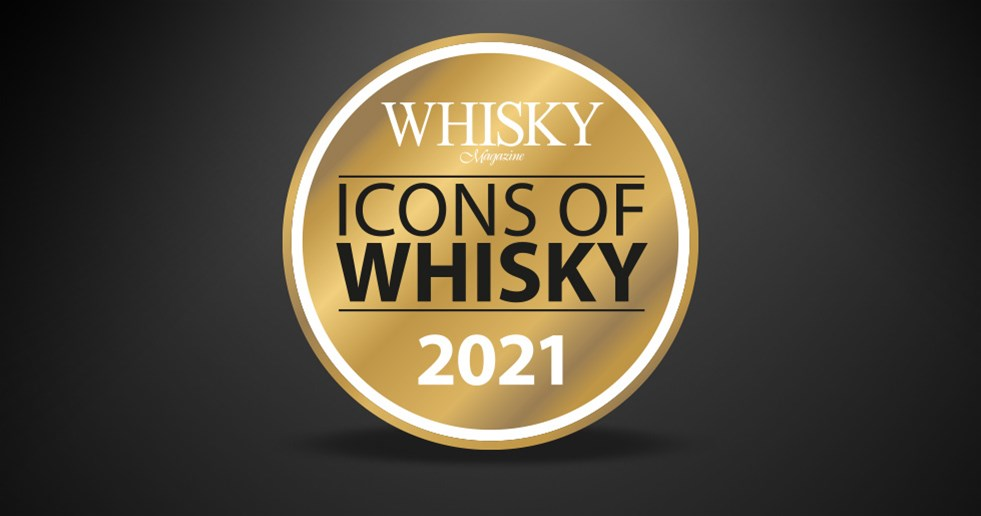 Icons of Whisky 2021 logo