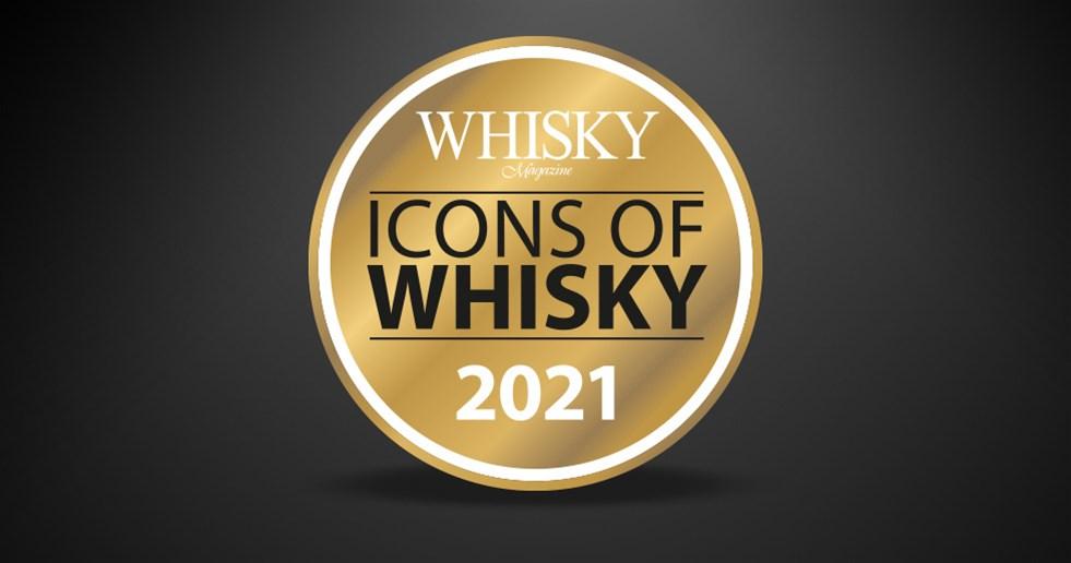 Icons of Whisky 2021 logo